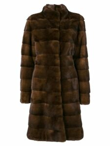 Liska Valencia coat - Brown