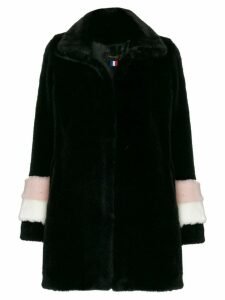 La Seine & Moi Carene coat - Black