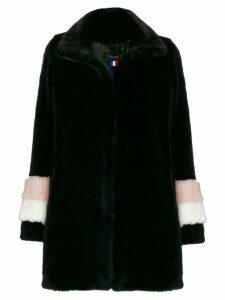 La Seine & Moi Carene coat - Black