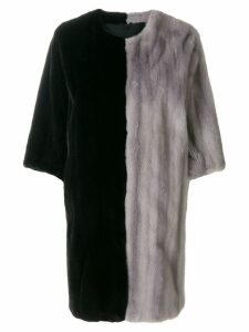 Liska Mezzo coat - Black