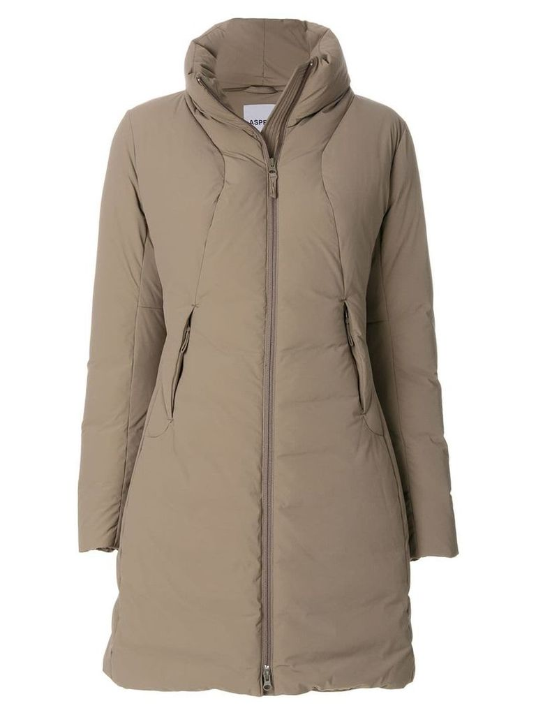 Aspesi padded coat - Grey