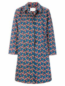 La Doublej chicken print coat - Multicolour