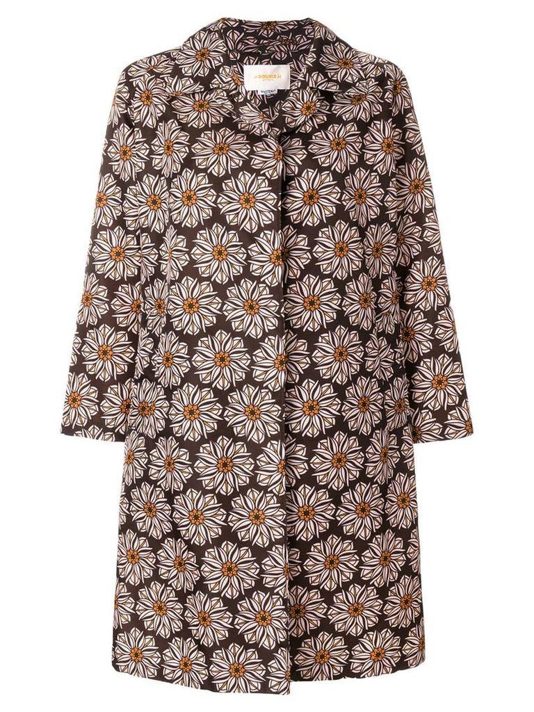 La Doublej loden coat - Brown