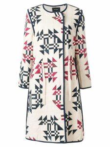 Isabel Marant Leist coat - Neutrals