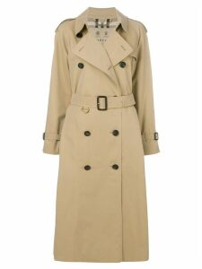 Burberry The Westminster - Extra-long Trench Coat - NEUTRALS