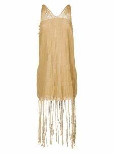Caravana Rodi dress - Yellow