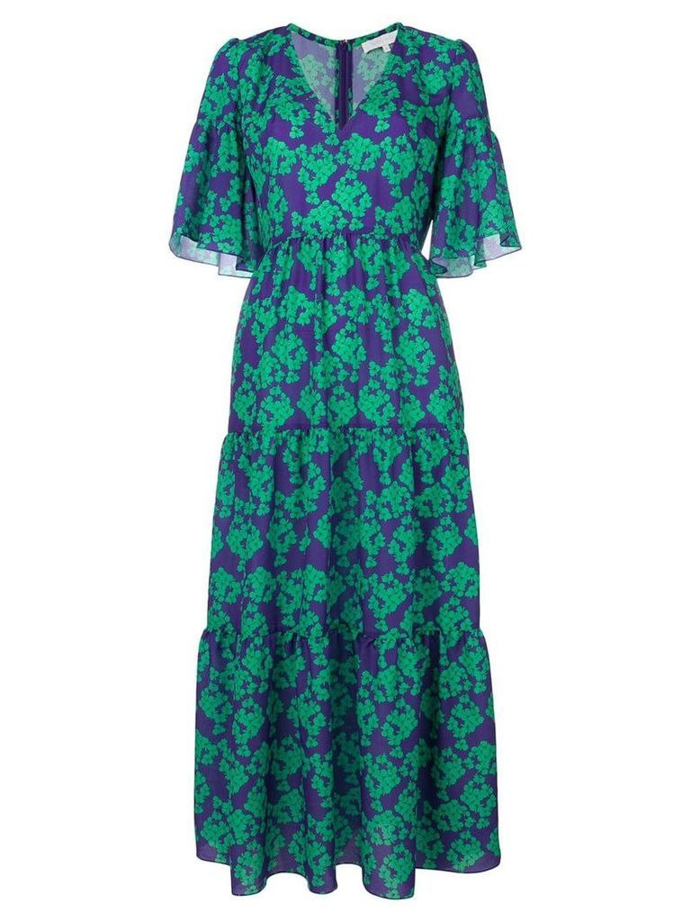 Borgo De Nor Teodora dress - Purple