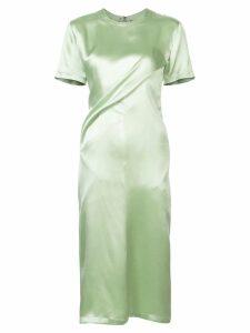 Sies Marjan Waverly twist dress - Green