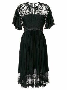Three Floor Midnight dress - Black