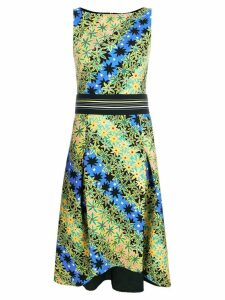 Peter Pilotto floral print dress - Multicolour