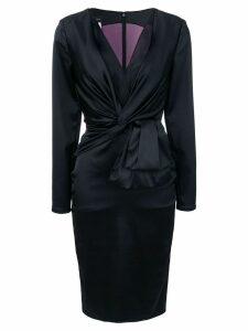 Talbot Runhof Polis1 dress - Black