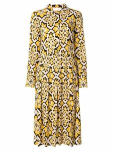La Doublej Palazzo shirt dress - Yellow