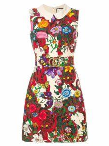 Gucci floral print dress - Multicolour