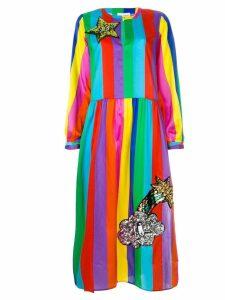 Mira Mikati striped maxi dress - Multicolour