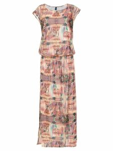 Lygia & Nanny Vinales maxi dress - Havana
