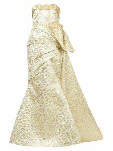 Bambah Sona gown - Metallic