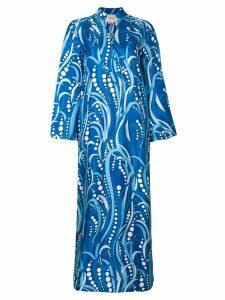 La Doublej Polipo kaftan dress - Multicolour