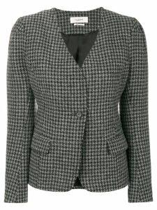 Isabel Marant Étoile Houndstooth jacket - Grey