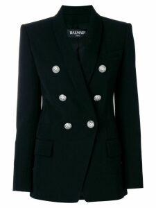 Balmain double-breasted blazer - Black