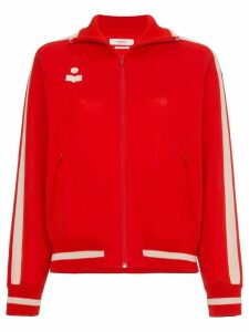 Isabel Marant Étoile darcy track jacket - Red