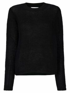 Essentiel Antwerp classic knitted sweater - Black