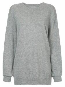 Georgia Alice Love sweater - Grey