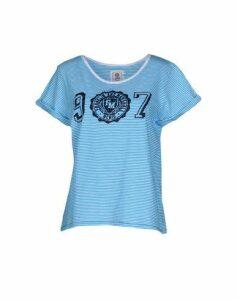 FRANKLIN & MARSHALL TOPWEAR T-shirts Women on YOOX.COM