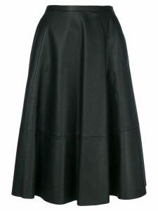 Drome A-line skirt - Black