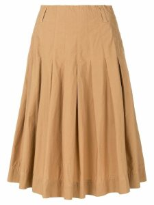 Forte Forte full midi skirt - Neutrals