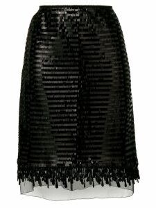 Marc Jacobs sequin skirt - Black
