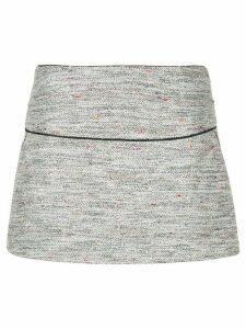 Georgia Alice Tarot mini skirt - Grey