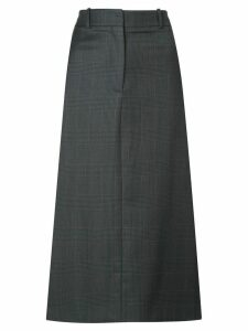 Calvin Klein 205W39nyc midi straight skirt - Grey