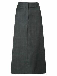 Calvin Klein 205W39nyc midi straight skirt - Grey