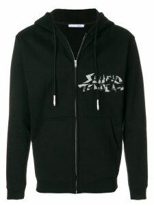 1017 ALYX 9SM printed zipped hoodie - Black