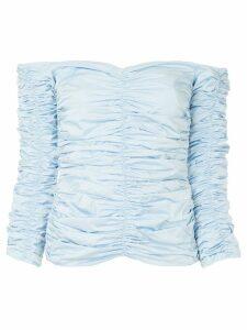 Georgia Alice Girlsss blouse - Blue