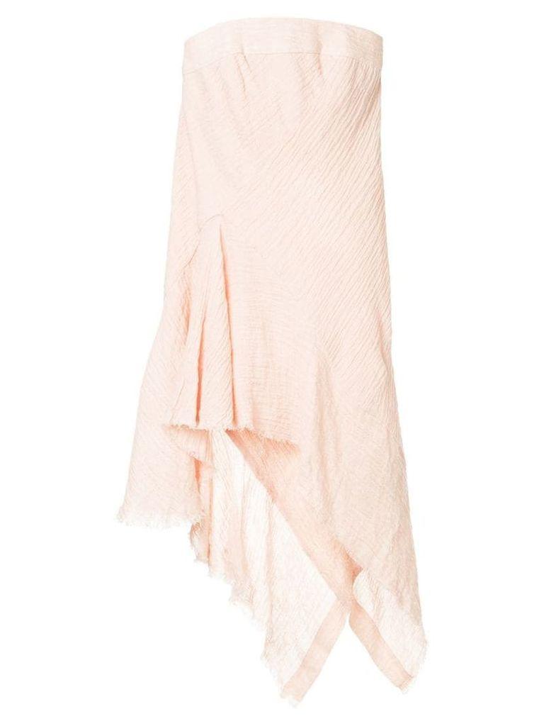 Kitx Faithful Keeper bustier top - Pink