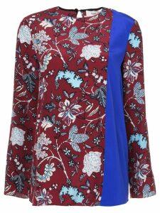 Diane von Furstenberg Canton floral blouse - Multicolour