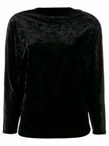 Plein Sud dolman sleeves blouse - Black