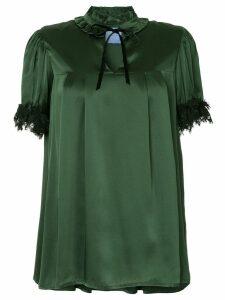 Macgraw Teddy Boy blouse - Green