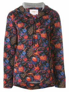 La Doublej Pavone Nero hoodie - Blue