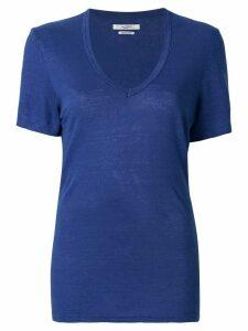 Isabel Marant Étoile Kranger T-shirt - Blue