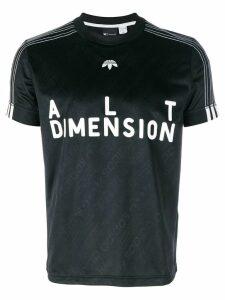 Adidas Originals By Alexander Wang soccer T-shirt - Black
