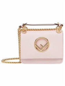 Fendi small Kan I logo bag - Pink