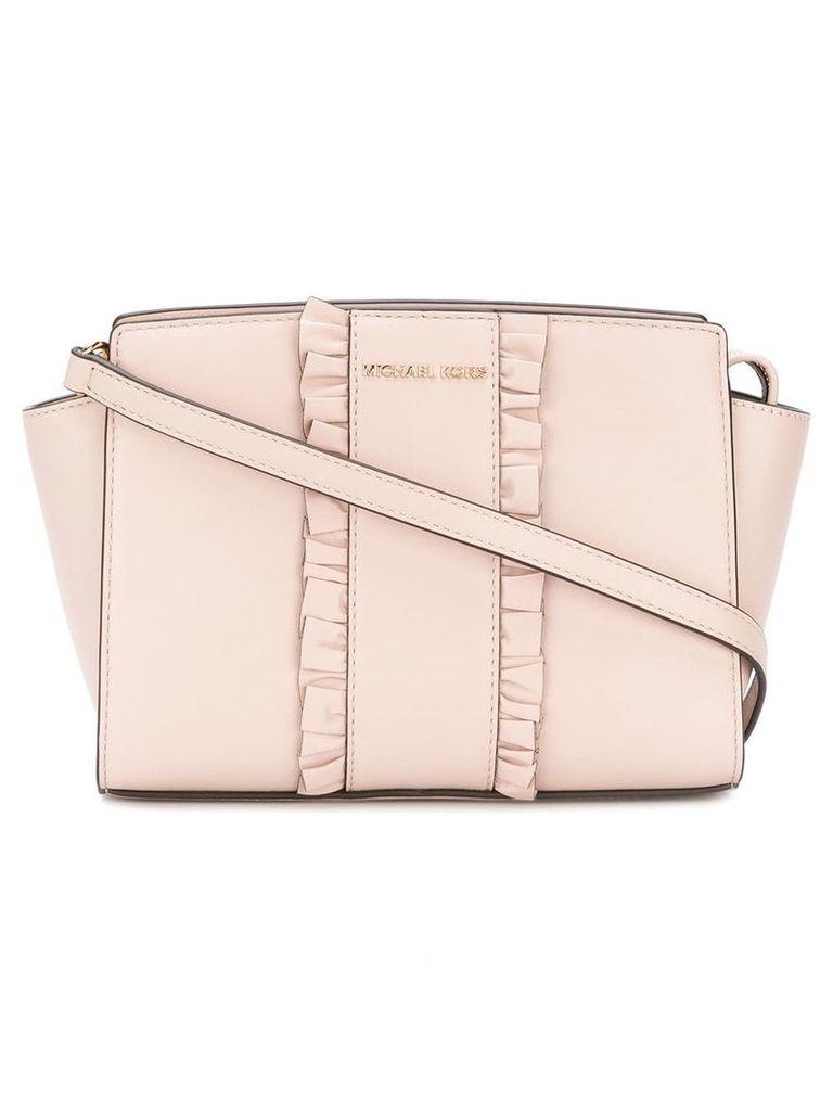 Michael Michael Kors Selma medium messenger bag - Pink