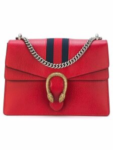 Gucci Dionysus web shoulder bag - Red