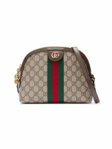 Gucci small Ophidia GG shoulder bag - Neutrals