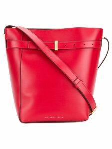 Victoria Beckham drawstring bucket bag - Red
