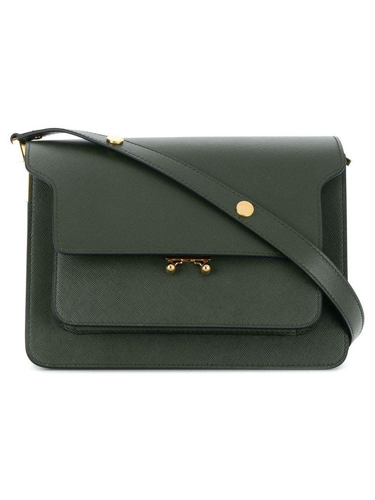 Marni medium Trunk bag - Green