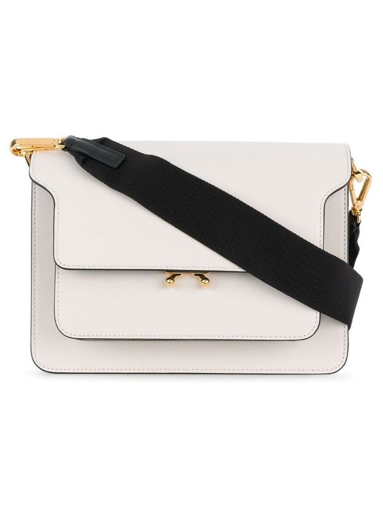 Marni Trunk bag - White