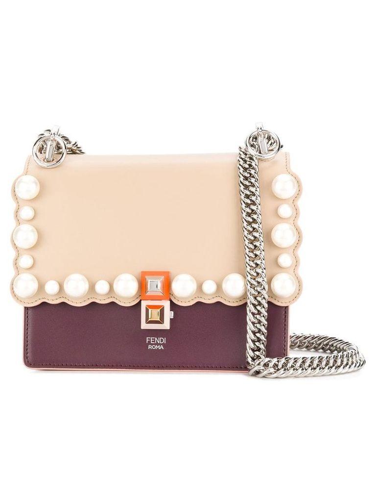 Fendi small Kan I handbag - Pink